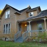"""The """"Frankie House,"""" at 1257 Third Ave. SE, will soon begin another chapter in its history. (photo/Cindy Hadish)"""